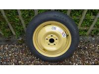 Genuine Suzuki Emergency Spare Wheel