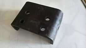 Single pin drop plate/slider for Dixon Bate adjustable towbar assembly