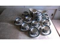 Myott/Alfred Meakin Tea/Coffee Set