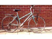 Reflex 700C City/Hybrid Bike for Ladies/Women
