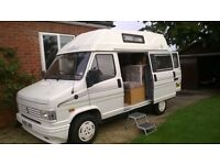 Talbot Motorhome, low mileage, not power steering, good clean condition for age