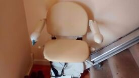 Handicare Stair Lift USED WORKS PERFECTLY