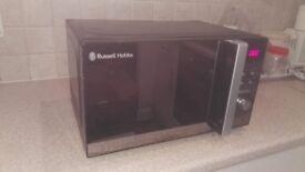 Russell Hobbs Compact Digital Microwave Black RHM2063B