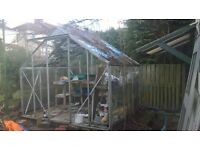 Greenhouse 8x6 for sale