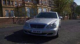2004 Mercedes S-Class 320 CDI Facelift new MOT PX welcome