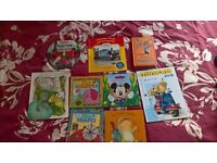childrens books and one mums book