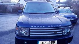 Range Rover Blue 2003 Auto Diesel
