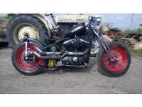 Harley Davidson/ buell chopper/ bobber