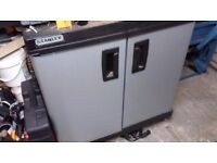 Stanley garage paint tool store cabinet cupboard unit