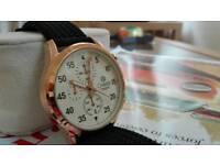 Camber Hillclimb Founders Chronograph