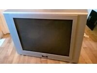 Old large TV for sale £15 Or nearest offer