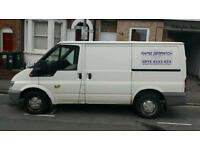Van Moving/Removal for hire