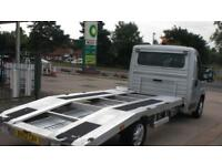 BCR Breakdown recovery service 24/7 & scrap your unwanted car