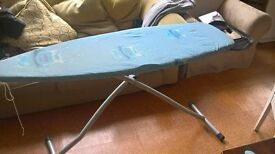 iron and ironing board for sale