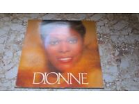 SIGNED! Dionne Warwick 'Dionne' 1979 / SPART-1096 / ARISTA Records / Rarity!