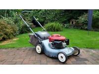 "Honda Izy 18"" Self Propelled Petrol Mowe / Lawnmower"