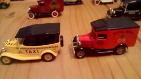 SET OF 25 MODEL CARS VGC SELL INDIVIDUALLY /OR AS LOT.IDEAL FOR ENTHUSIAST OR COLLECTOR ALL UNBOXED.