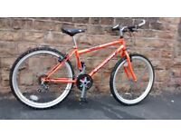 FALCON EXESS ZONE MTB brand new bike used 5 times