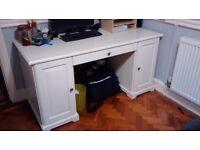 Ikea Liatorp Large White Desk