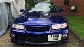 Mitsubishi evo 6 low mileage