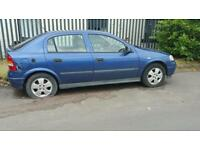 Vauxhall Astra 1.6 16V BREAKING FOR PARTS
