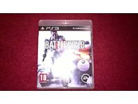 Playstation 3 PS3 Battlefield 4 Game