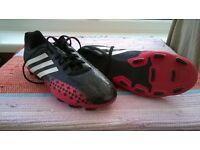 Girls Adidas Predito Football Boots