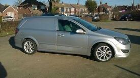 Vauxhall Astravan, 1.9, sportive 150bhp