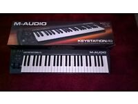 M-Audio Workstation 49
