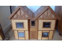 Lovely Wooden Doll House for sale