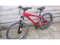 Giant Brass 3 - Dirt Jump / Kids Bike - front suspension 26 inch Mountain Bike - good condition