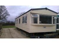 Mobile Home. Cosalt Torbay 38x12x4b