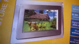 7inch digital picture frame