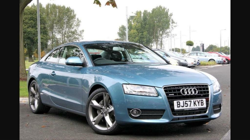 Audi A5 Parts only