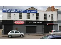 *** FIRST FLOOR PREMISES FOR LET IN THE AREA OF DIGBETH***
