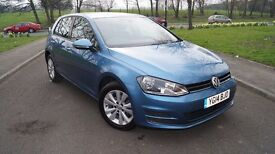 Volkswagen Golf SE Bluemotion Tech 1.6 TDI 105 SE 5dr Start/Stop
