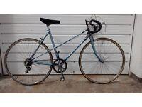 Vintage Ladies Road Bike - Raleigh Wisp Mixte