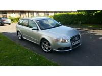 Audi A4 S line Leather 1 owner not bmw skoda volvo estate car
