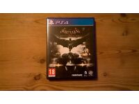 Batman Arkham Knight - PS4 Game