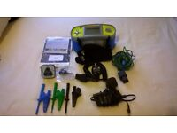 17th edition testing kit - multi function tester and other test equipment