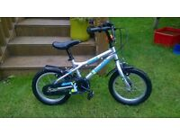 "Dawes Blowfish kids bike 12"" wheel (age 3-6)"