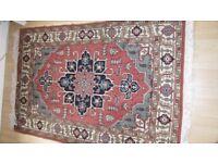New handmade persian carpet