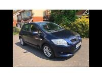 2009 Toyota Auris 1.6 VVT-i TR 5dr 1 owner from new full service history