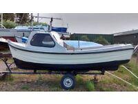 Dell Quay Fisher 15 boat