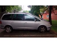 Seat Alhambra on parts