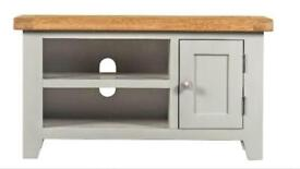Grey Painted Tv Unit