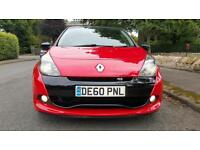Renault Clio rs 200 197 182 172 Renaultsport 1 years MOT 53k stunning 100% hpi clear