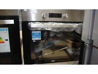 Beko BIF22300XD single fitted stainless steel oven-New