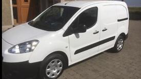 Dec 2014 Peugeot partner (NO VAT) berlingo