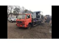 Man 8.150 Cab/Axles body etc but NO ENGINE OR GEARBOX